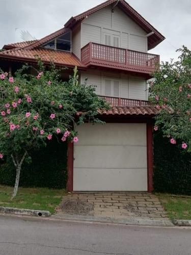 Casa A Venda No Bairro Giardino D' Italia Em Itatiba - Sp.  - Ca2318-1