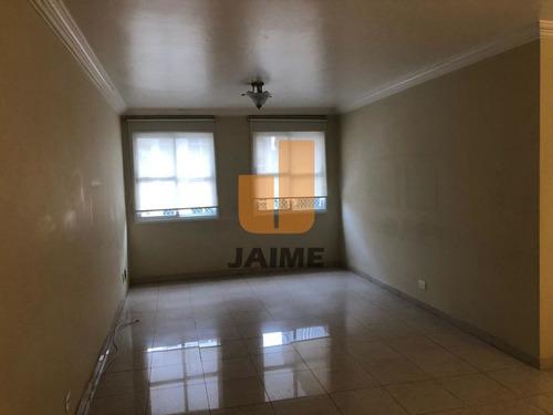 Apartamento Para Locação No Bairro Higienópolis Em São Paulo - Cod: Bi4898 - Bi4898