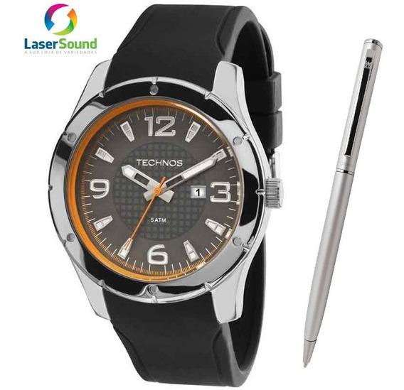 Relógio Technos Masculino 2115mlf/8c C/ Garantia E Nf