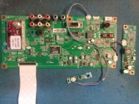 Placa Principal Tv Monitor Lg M2380a-pm Eax63283301 (7)m80a