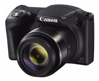 Camara Canon Sx420 Semi Profesional 20mp 42x Wifi+32gb 12msi