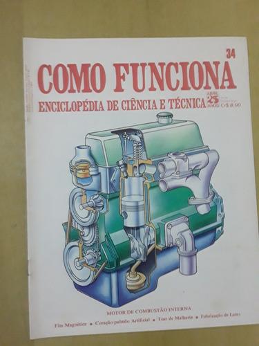 Pl163 Revista Fasc Como Funciona Nº34 Fabricação De Latas