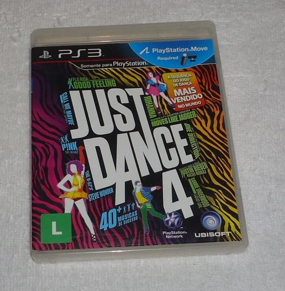 Just Dance 4 Ps3 Portugues ** Leia