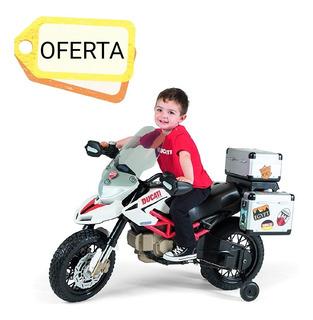 Moticicleta Ducati Montable Infantil, Peg Perego, Hyper Cros