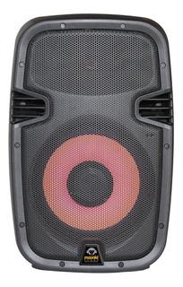 Parlante Moonki 1600w Led Usb Sd Bluetooth Mic Control