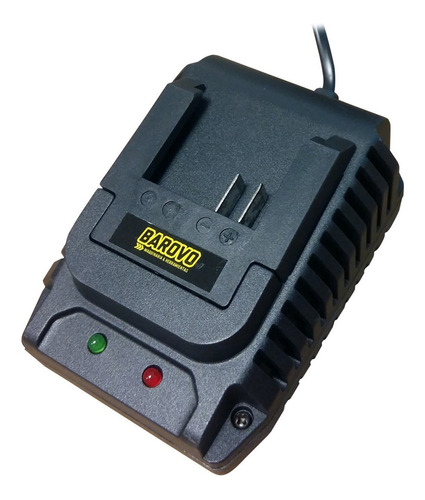 Cargador De Baterias Barovo 18v Ion Litio 2000/4000mah 60w