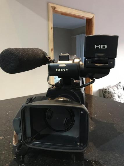 Filmadora Sony Mc2000 Profissional