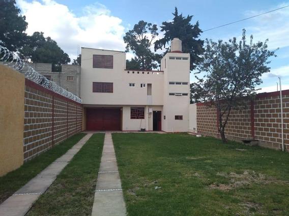 Casa En Renta Camino A Santa Maria Nativitas, San Juan Tilapa
