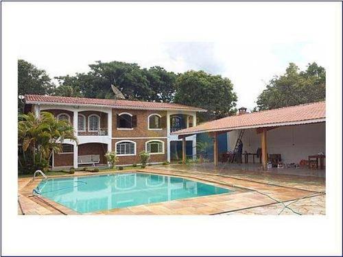 Chácara Residencial À Venda Em Atibaia, Ch0254. - Ch0254