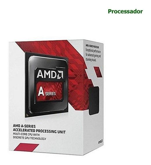 Processador Amd Dual Core A6 7480 3,8ghz Fm2+ Ad7480acabbox
