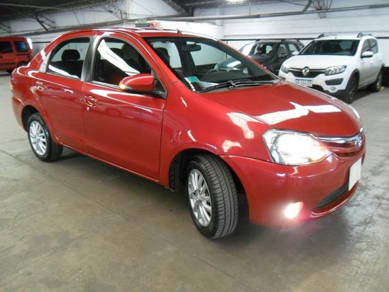 Toyota Etios 1.5 Xls Sedan 4ptas - 2015
