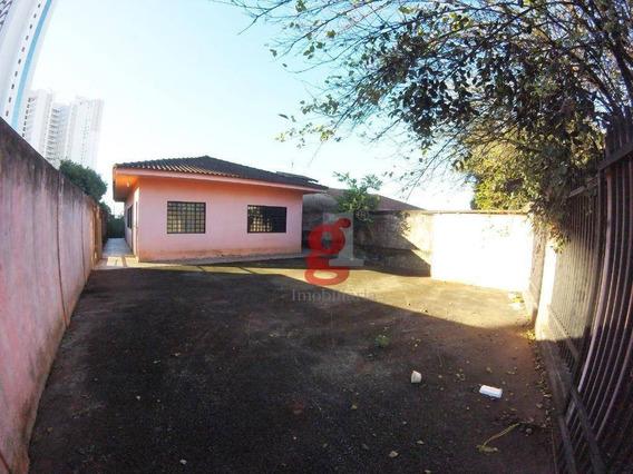 Casa Com 3 Dormitórios À Venda, 115 M² Por R$ 850.000,00 - Santa Rosa - Londrina/pr - Ca0070