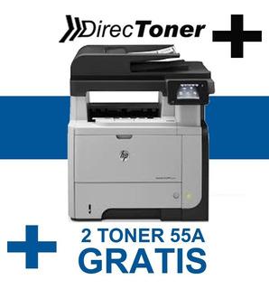 Impresora Hp M521dn Laser Scanner Duplex Red Fax Restauradas