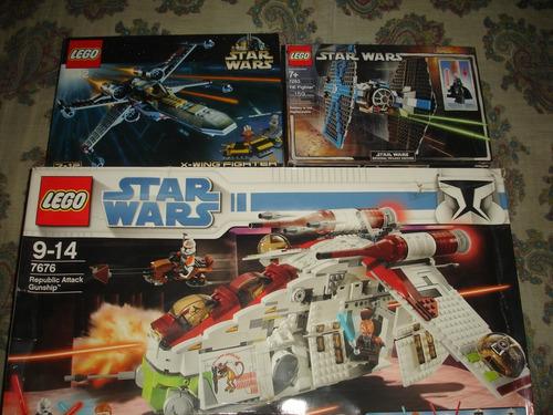 Lego Star Wars 7676.cambio Por Tarjeta De Video Gt730 4gb