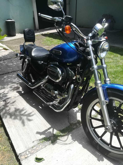 Harley-davidson Xl-1200 Modelo 2009
