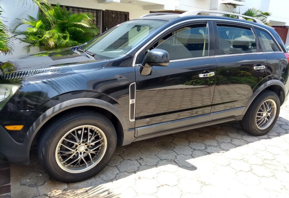 Chevrolet Captiva Sport 2.4 Automática
