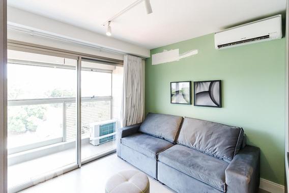 Apartamento Para Aluguel - Jardim Paulista, 1 Quarto, 48 - 892996293