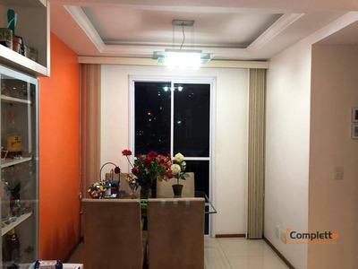 Apartamento Com 3 Dormitórios À Venda, 60 M² Por R$ 285.000 - Engenho De Dentro - Rio De Janeiro/rj - Ap0208