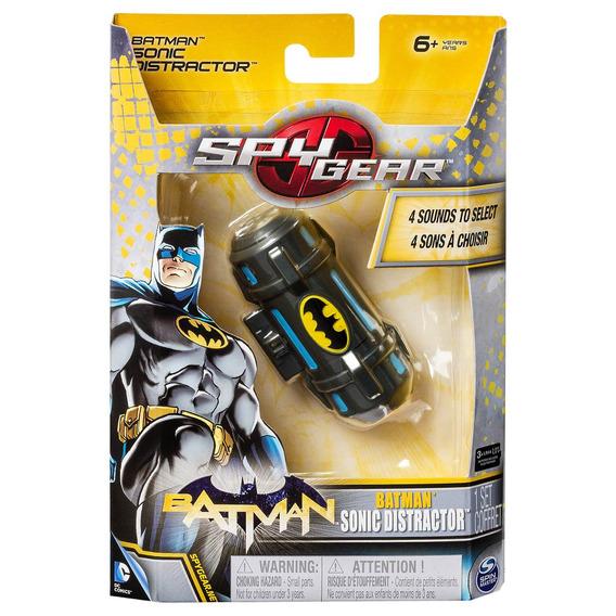 Spy Gear Batman Distracción Sonora - Playking