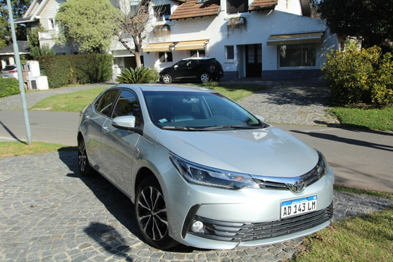 Toyota Corolla 2018, 18 Se-g, Cvt,, 14cv, 26500km