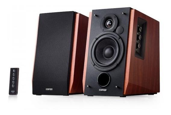 Monitor Áudio R1700bt Mad 66w Edifier 2.0 Caixa De Som 1 Par
