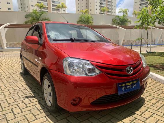 Toyota Etios 1.3 Xs Completo 5p 2013