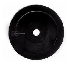 Plato Olimpico Rubber 15kgs Yunt143-15