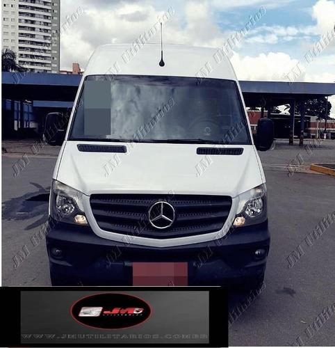 Imagem 1 de 4 de M. Benz Sprinter Cdi 415 Ano 2018 T. Alto Jm Cod.23