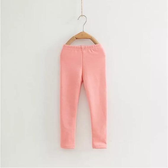 Pantalon Mallon Afelpado Termico Para Niña Niñas Leggins