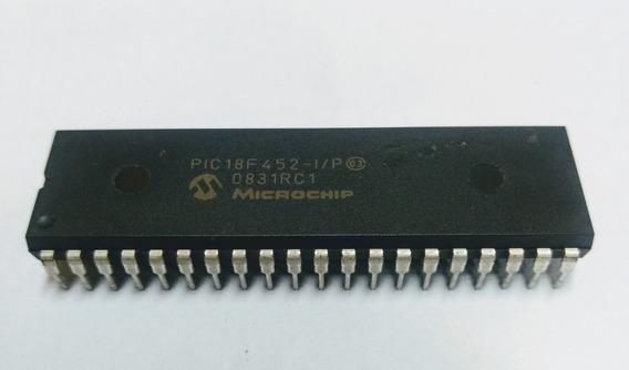 Microcontrolador Pic18f452 Usado