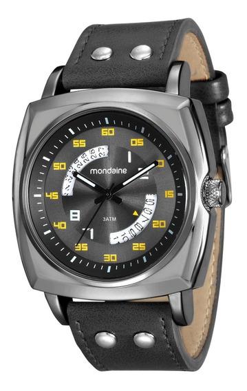 Relógio Mondaine Masculino 99061gpmvsh2 Preto
