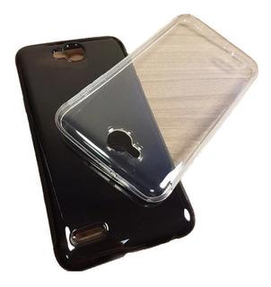 Capa Capinha LG K10 Power Case + 2 Pelicula Vidro