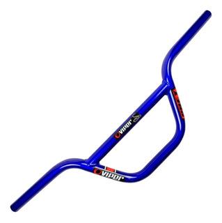 Guidão Aluminío Bmx Viper Com Travessa P/ Bicicleta