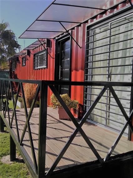 Quincho Casa Cabaña Complejo Campo Quinta 34