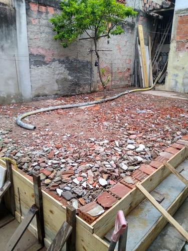 Imagem 1 de 5 de Concreto Bombeado