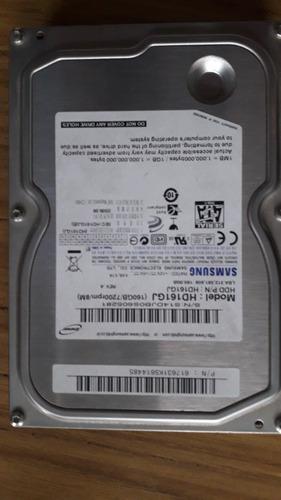 Disco Rigido Samsung 160 Gb Sata Muy Bueno! Zona Norte