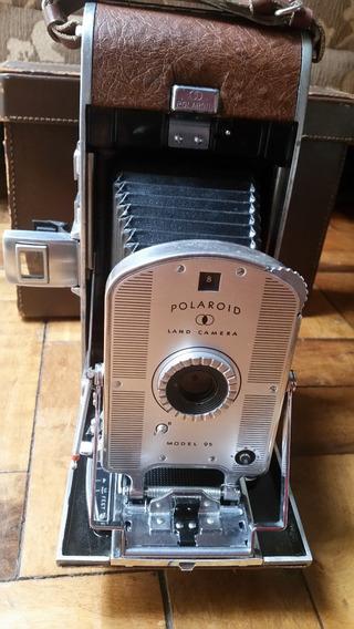 Polaroid Land Camera Modelo 95