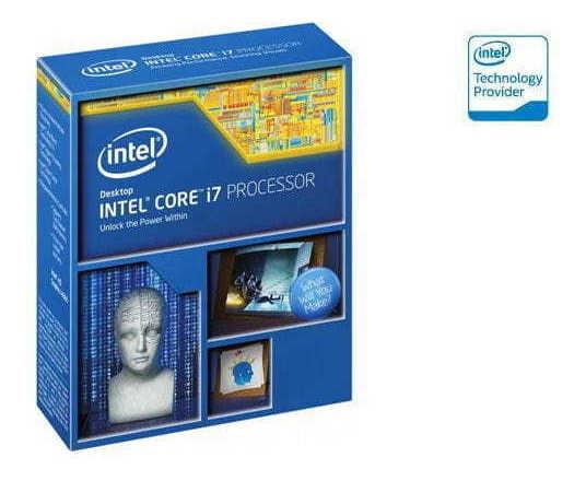 Processador Core I7 4960x 3.6ghz 15m Cache Dmi 5gts S/cooler