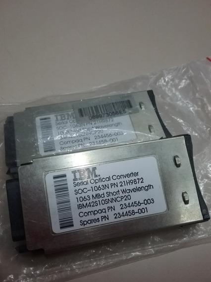 Convertidor Óptico Serial De Ibm 21h9872