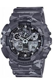 Relógio G-shock Ga-100cm-8adr Camuflado 10898 Original