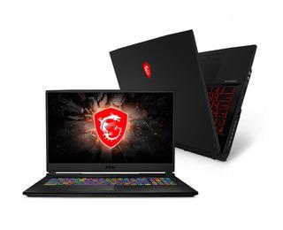 Notebook Msi Gl75 I7 9750h 512gb Ssd 16gb Gtx 1660ti 6gb