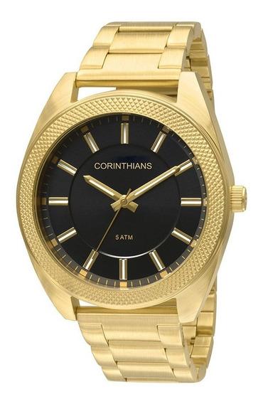 Relógio Technos Poderoso Timão Corinthians Cortw2035knx4p