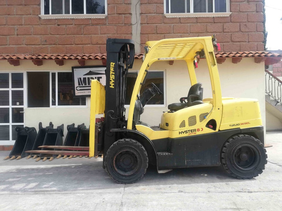 Hyster H80ft 2014 Montacargas