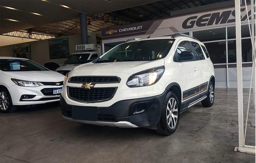 Chevrolet Spin Activ Ltz 2017