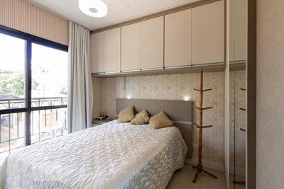 Studio No 3º Andar Mobiliado Com 1 Dormitório E 1 Garagem - Id: 892931694 - 231694