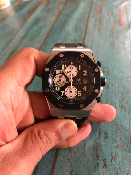 Relógio Ap Oak Offshore Máquina Eta