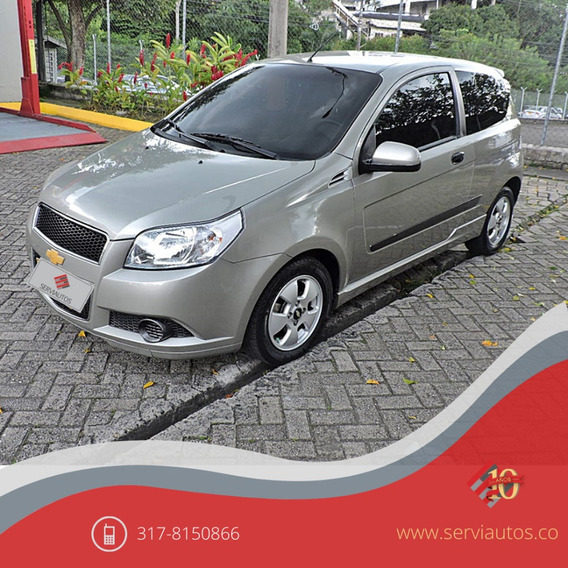 Chevrolet Aveo Emotion Gti Mt 1.6 2011 Rkr022
