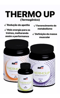 Thermo Up Rx Up- Super Queimador