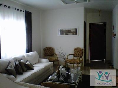 Casa Para Venda Em Mogi Das Cruzes, Vila Nova Socorro, 4 Dormitórios, 2 Suítes, 2 Banheiros, 4 Vagas - Ca0190
