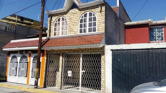 Casa En Renta En Los Álamos, Ecatepec, Estado De México